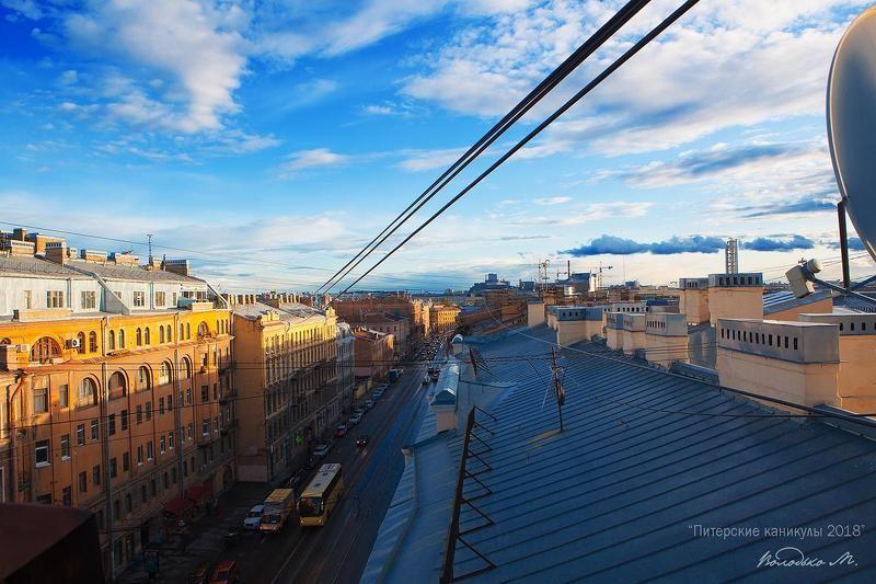 На крышах...photo preview