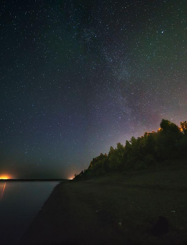 печора,коми,река Космос и Печора..photo preview