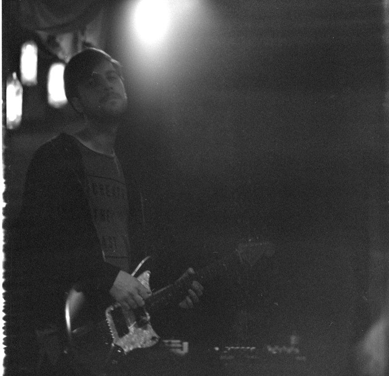 film, concert, black, white, scene, bulgaria, rock, bank, guitar Hayes & Y Concertphoto preview