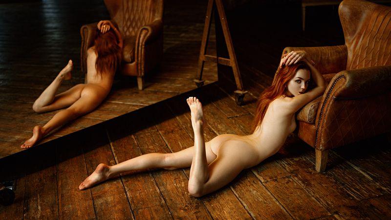 ню, портрет, арт, portrait, art, nude, model, imwarrior Катяphoto preview