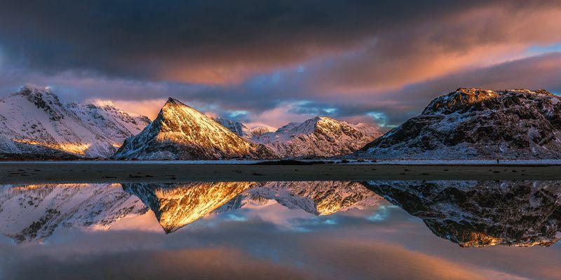 lofoten,arctic,winter Arctic Lightphoto preview