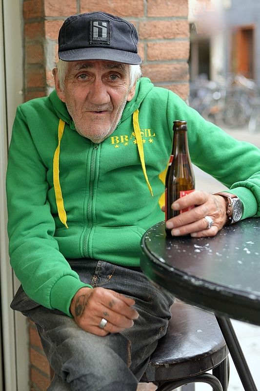 People from the city of Borgerhout(Belgium)photo preview