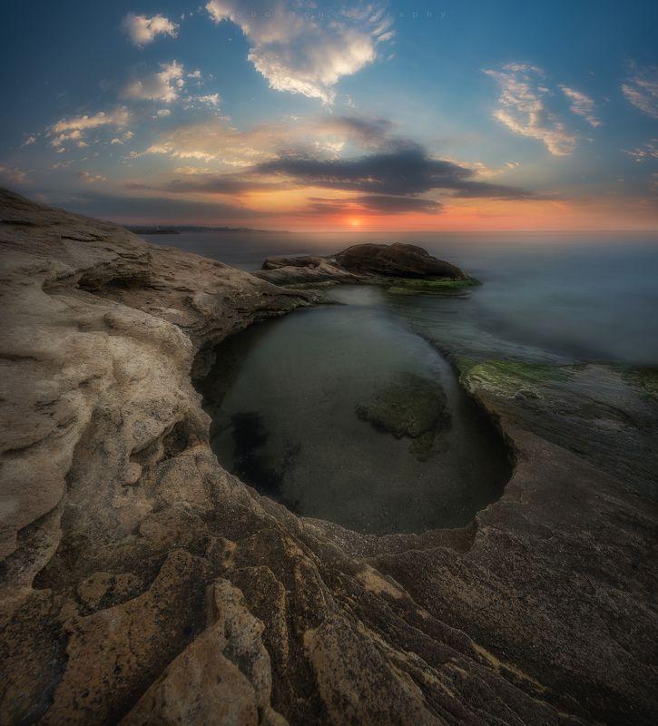 Sunrise in Ravda Bulgariaphoto preview