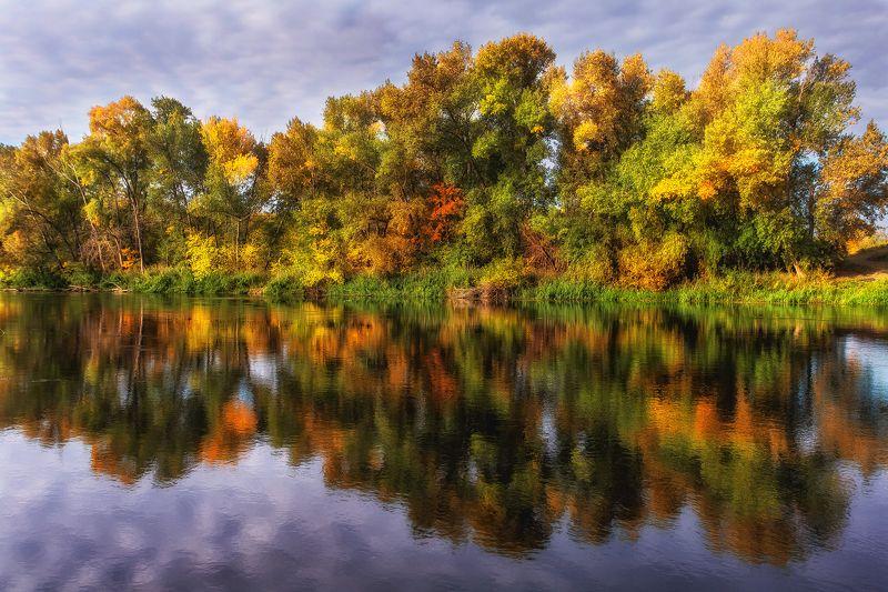 Палитра красок сентября photo preview
