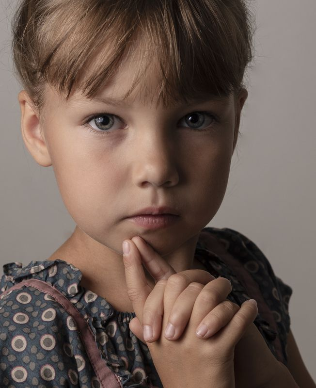 портрет,жанровый портрет , девочка photo preview