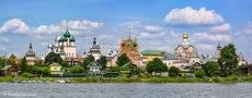 Вид на Ростов Великий