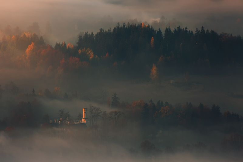 landscape,canon,mist,light,autumn As the Years Pass Along....photo preview