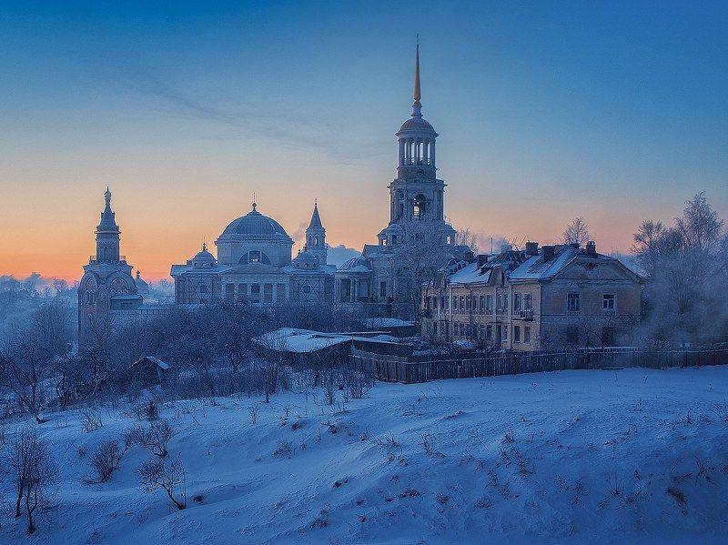 Торжок, зима, -35 Сphoto preview