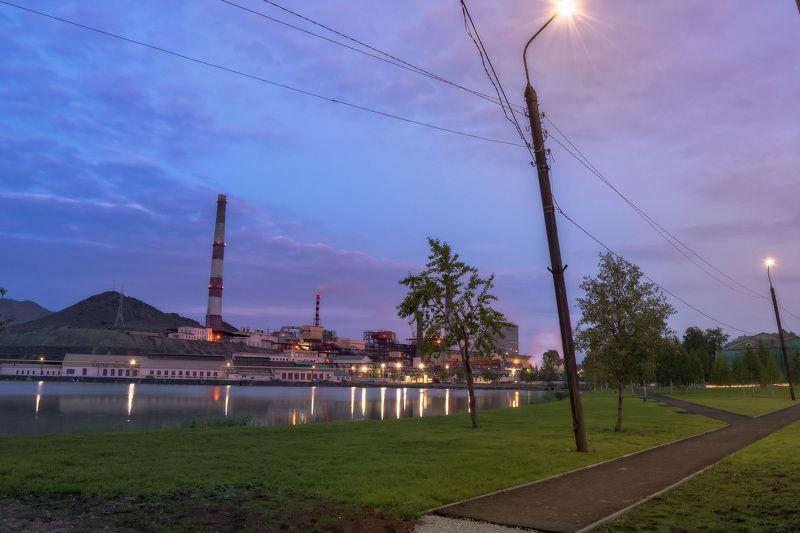 Ночной Karabash Cityphoto preview