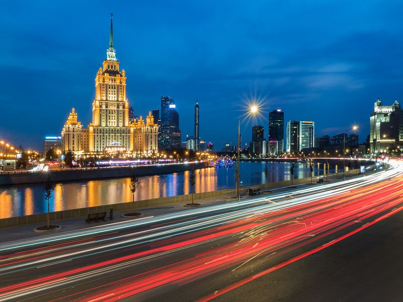 lumix russia фотограф москва  городской пейзаж  urban landscape Вечерний видphoto preview