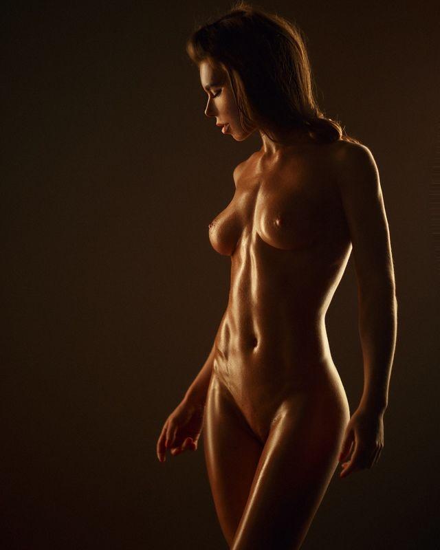art, artnude, beautiful, girl, light, nu, nude, sexy, studio, sweet, woman, ню, девушка, модель, ню, портрет, portrait Darkphoto preview