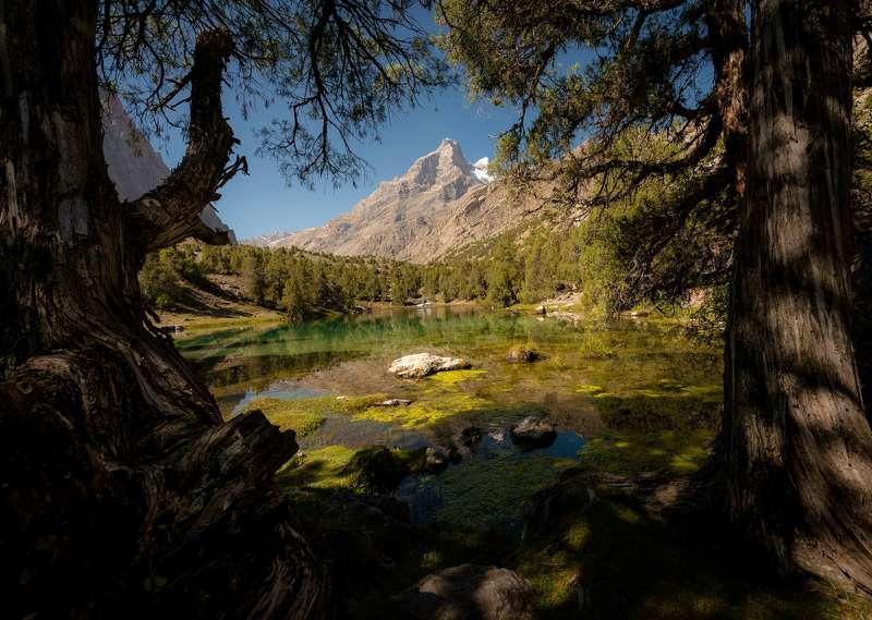 Алаудинские озера.photo preview