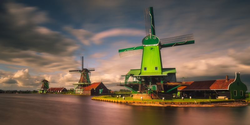 Zaanse Schans...photo preview