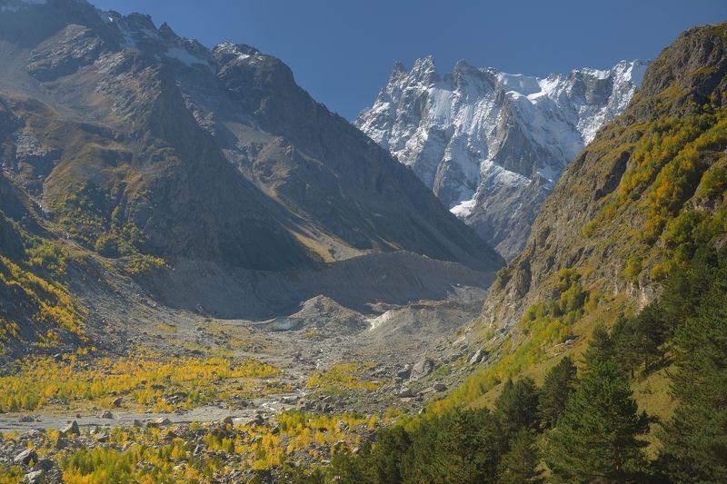 горы осень шхельда В горы пришла осеньphoto preview