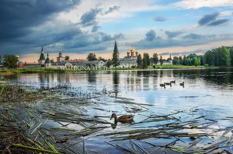 валдай, иверский монастырь Иверский монастырьphoto preview