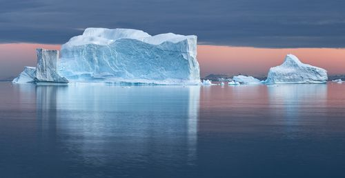 In the Land of Icebergs...