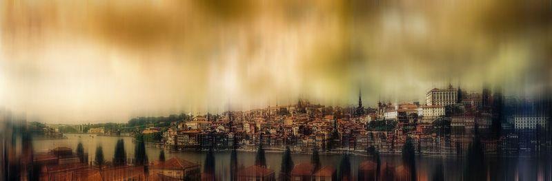 fineart, portugal oporto, landscape, cityscape, panorama Oportophoto preview