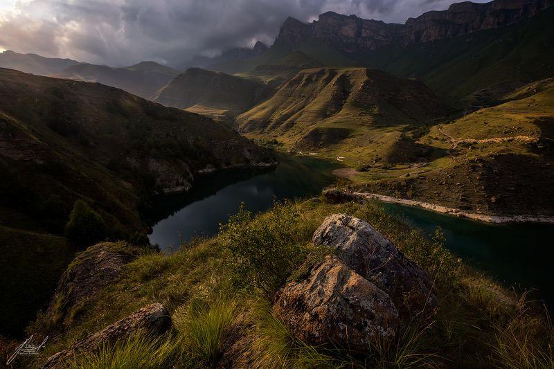 Озеро Гижгит.photo preview