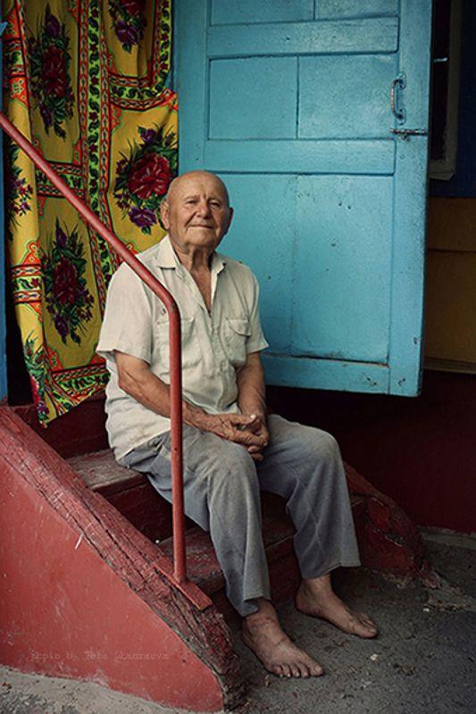 Долгожители, старики, портрет Девяностоphoto preview