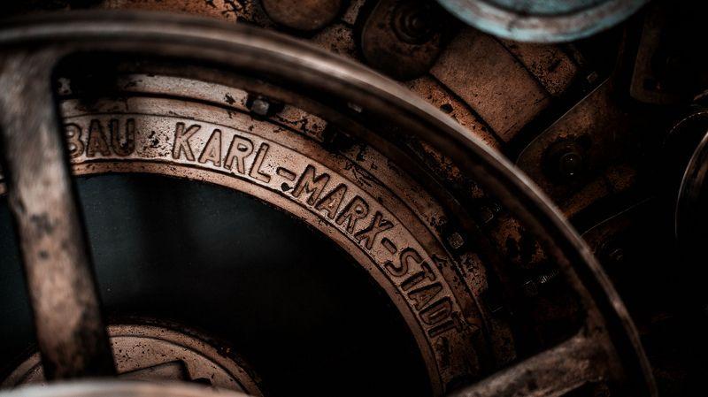 Vintage Mechaniker - 2photo preview