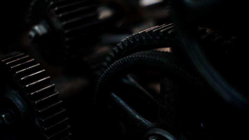 Vintage Mechaniker - 3photo preview