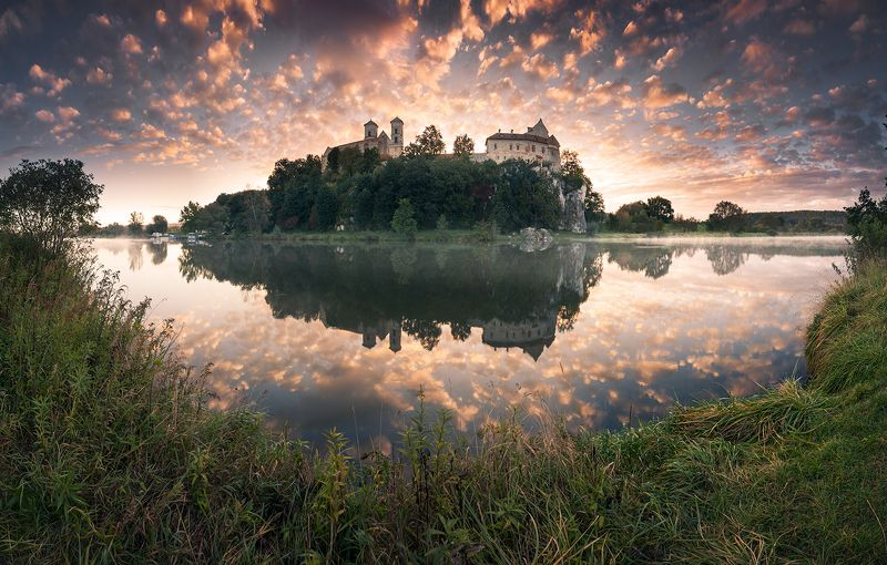 Benedictine Abbey in Tyniecphoto preview