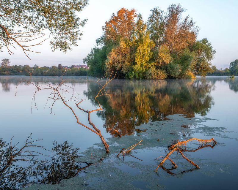 дивеево, осень, пейзаж, landscape Осенние краскиphoto preview