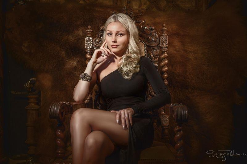 портрет, модель, portrait, model, girl Юлияphoto preview
