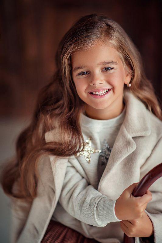 девочка  портрет шанель Катюшаphoto preview