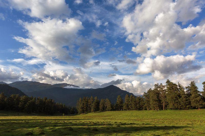 кчр, архзыз,осень ,горы ,кавказ,поляна таулу... Архыз,поляна Таулу...photo preview