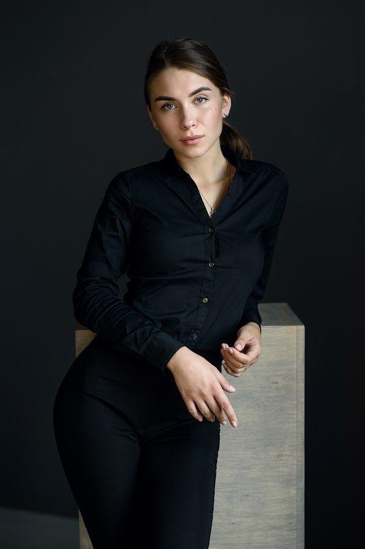 портрет, portrait, nikon, Russia Ксенияphoto preview