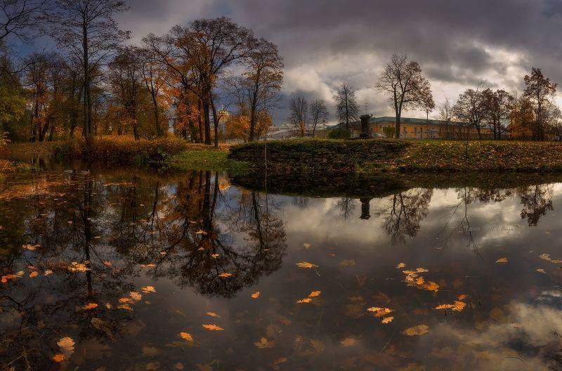 питер, царское, царскоесело, осень, александровский парк В осень...photo preview