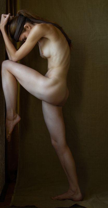 fine art nudes Про сентиментального тай боксера :)photo preview