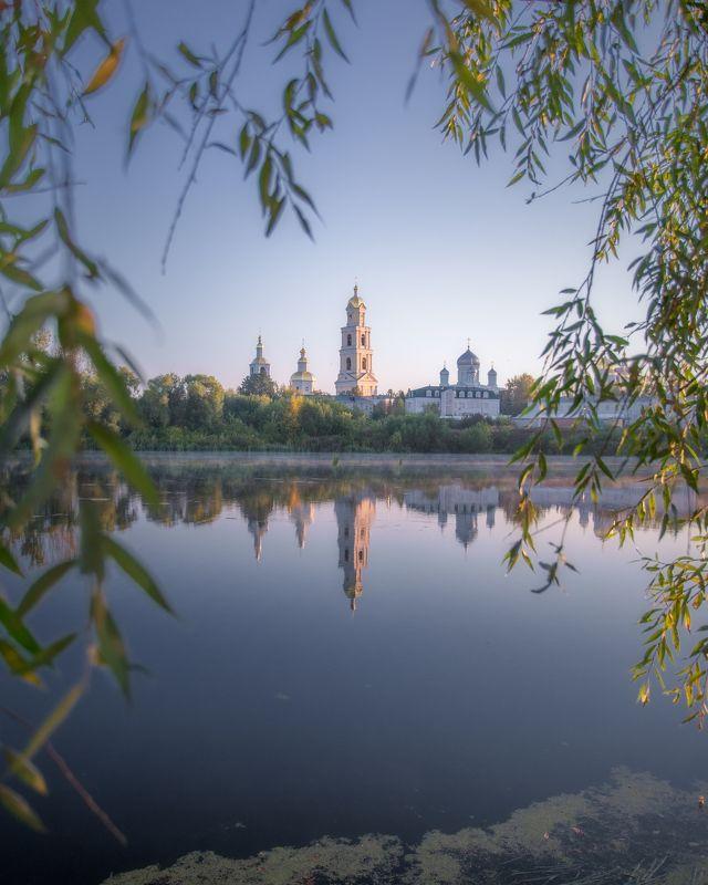 дивеево, монастыри, россия, природа, пейзаж, landscape ***photo preview