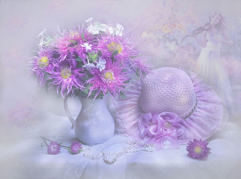 still life,натюрморт,осень,шляпка. цветы, хризантемы, фото натюрморт, стихи, осень \