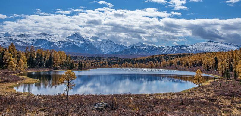 горы Озеро Киделюphoto preview