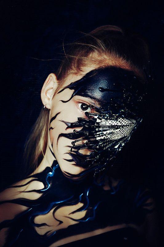 woman, art, portrait, fashion, beauty We Are VENOMphoto preview