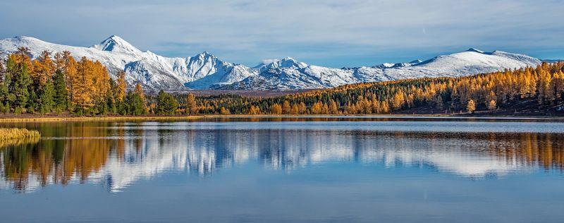 горы Осень  на  Алтаеphoto preview