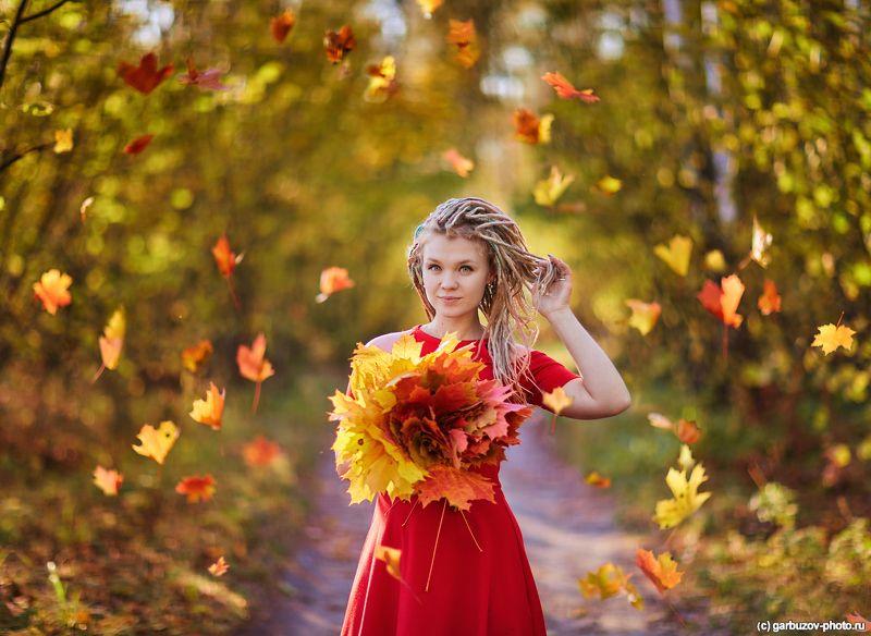 Карточка про осеньphoto preview