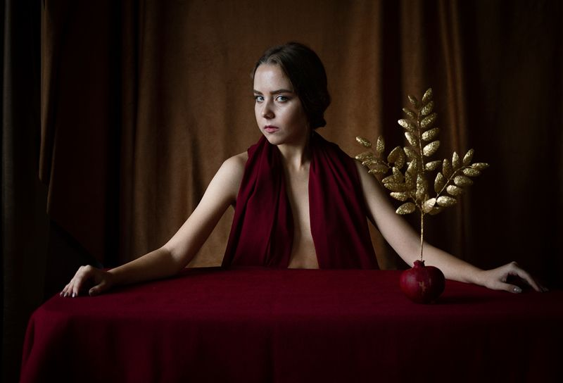 fine art portrait Пятый прокуратор Иудеи Понтий Пилат. :)photo preview