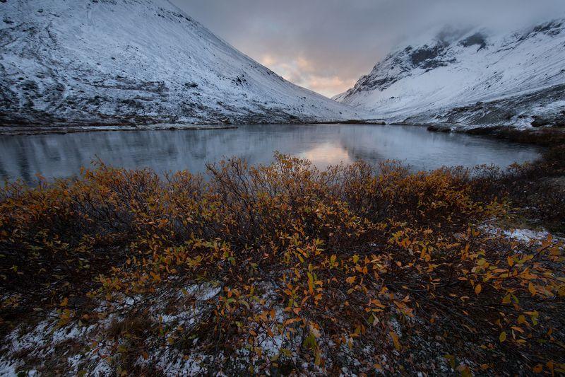 осень на севереphoto preview