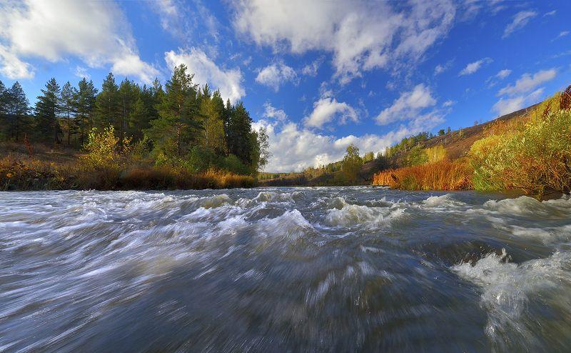 Осенний перекатphoto preview