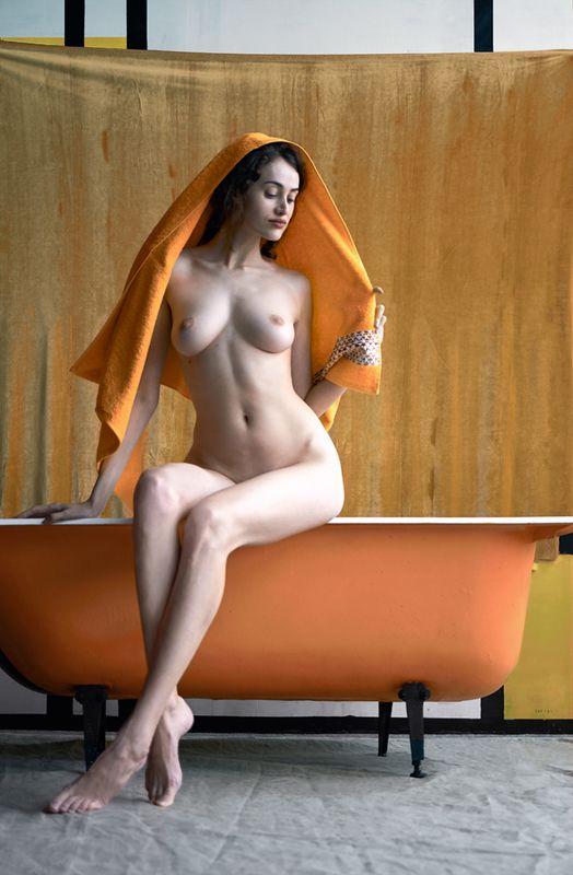 fine art nudes Susanna 2018 (слегка доработанная версия)photo preview