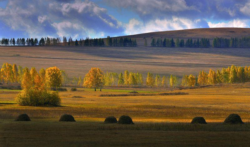 Осень в Башкирииphoto preview
