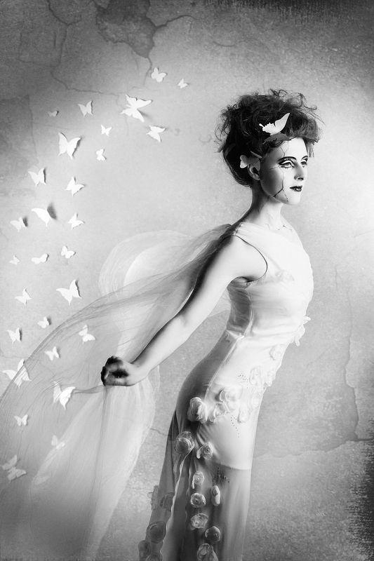 woman, art, portrait, fashion, beauty, art, studio Psykhephoto preview