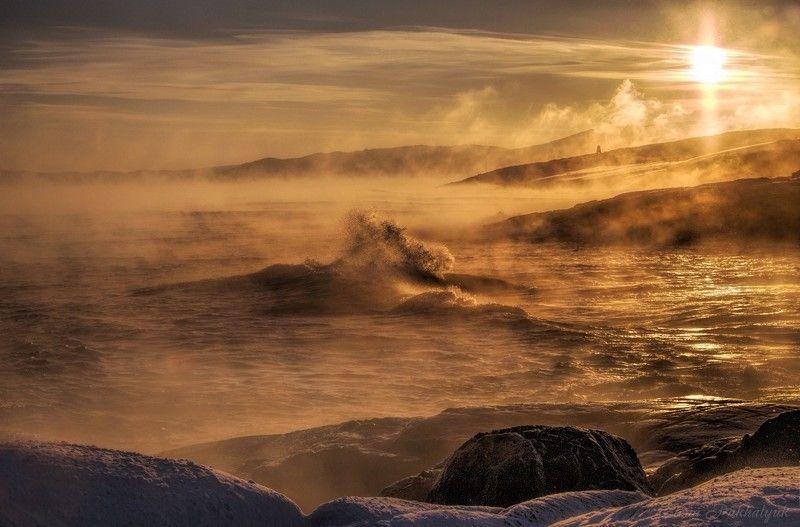 пейзаж,териберка,мурманск,север,россия,путешествие,природа, океан,рассвет,закат,облака,солнце,день,зима,баренцево море,фототур Кракен и огненное море.photo preview