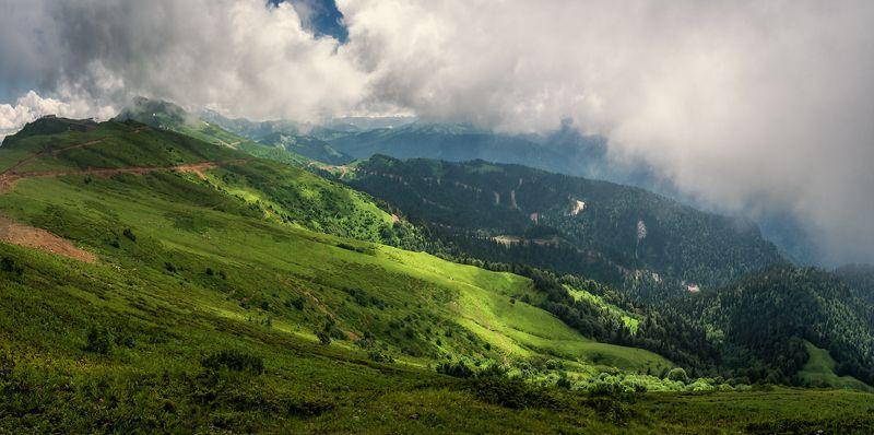 В горах близ Сочиphoto preview
