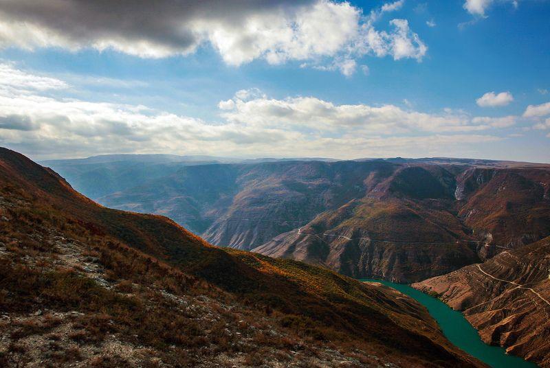 горы,осень,природа,пейзаж,каньон, Сулакский каньон..photo preview