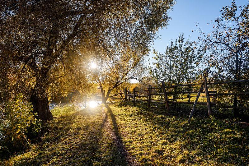Осенний вечерphoto preview