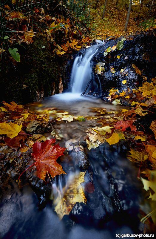 Шепот водопада Громокphoto preview